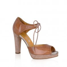 Danilo di Lea - Sandal with leather lace fastening