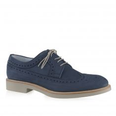 Alberto Lanciotti - Lightweight rubber sole Derby brogue