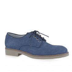 Alberto Lanciotti - Derby in Nubuck leather