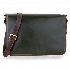 Avorio - Large document bag - 39x28x11
