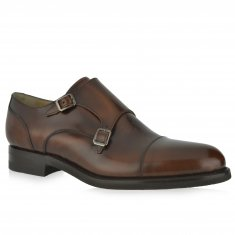 Alberto Lanciotti - Double buckle shoe